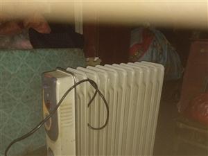 出售豪华电暖气一台价格150元电话15732831896