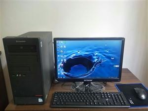 ?#22270;?#23680;联想原装办公电脑一批,联想原?#20843;?#26680;主机,质量很好,配置双核CPU、4G运行内存,显?#37202;?#26159;19寸...