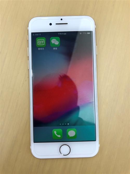 苹果7 128G金色,国行,9成新。正常过保,机子正常使用无任何问题