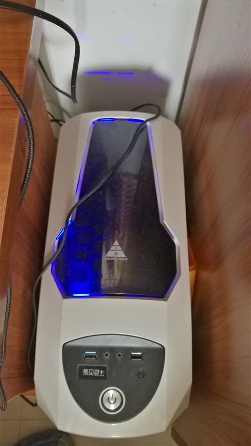 出售9成新电脑,家中闲置没时间玩,配置还可以显卡750TI.   显示屏是IPS21.7寸是LG的,...