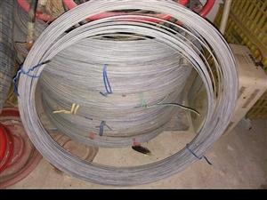 工程完工剩下镀锌钢丝8000米  5.0粗 有需要的老板可以联系  位置在  亚博体育yabo88在线县 本交易仅支持...