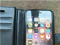韩版iphone7(相当于中国全网通)磨砂黑 顶配256g 9.9成新 可注销账号 买来后一直贴膜戴...