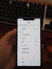 卖手机过大年,自用小米8se,自定义9成新,买了3个月,有正规发?#20445;?+64G版本,手机左上角有轻微...