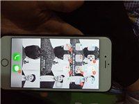 苹果6splus128g全网通,原装屏无维修可见面谈价