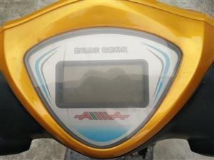 品名:艾玛家用电动摩托车 使用时间:1-2年 成色8新左右,有的地方膜都还没撕掉。 瑕疵描述:...