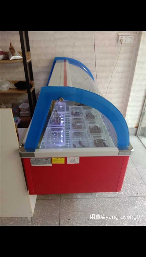 轉讓一臺直冷式保鮮熟食柜長150寬80。用了不到半年,買來時全新全銅管2520元,現不用了,有需要的...