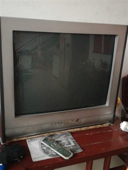 大屁股29寸老式电视,闲置在家150元,还有一台21寸的,100元