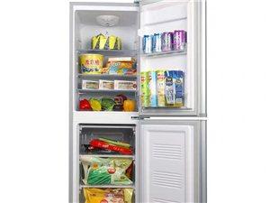 现有闲置电冰箱一台,没拆包,低价出售,有需要的联系我??