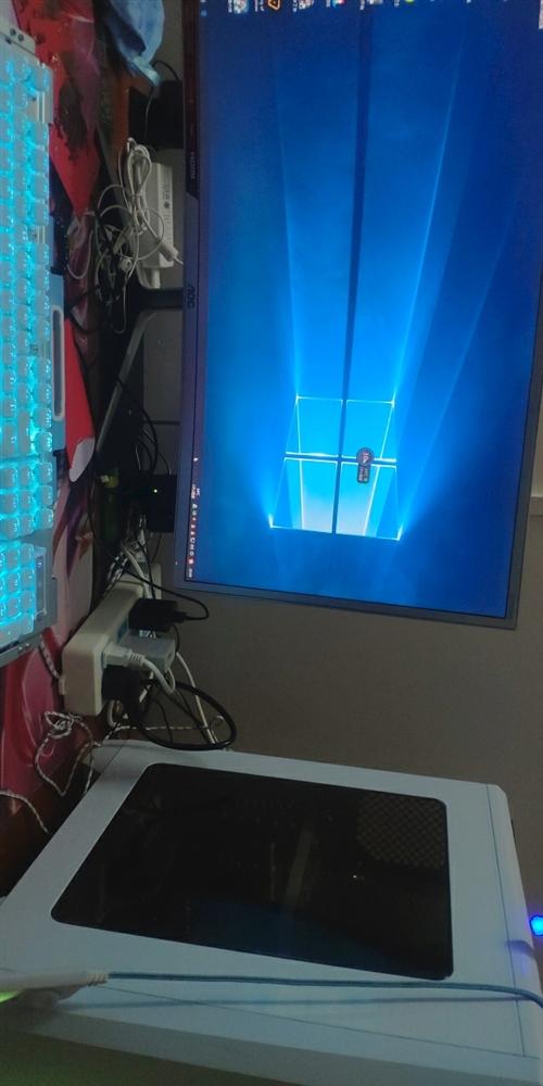 带价来。主机+显示器另外送键鼠耳机,微18379815993