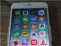 出一台苹果6p大屏,64g内存,流畅,换过电池,帐号可退。