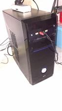 因本人购置新机现出售七成新二手台式组装机一台 惠普显示器19寸 电脑因特尔处理器性能优越 游戏显卡4...