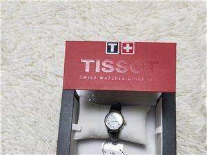 天梭女士手表 型号1853 原价4200