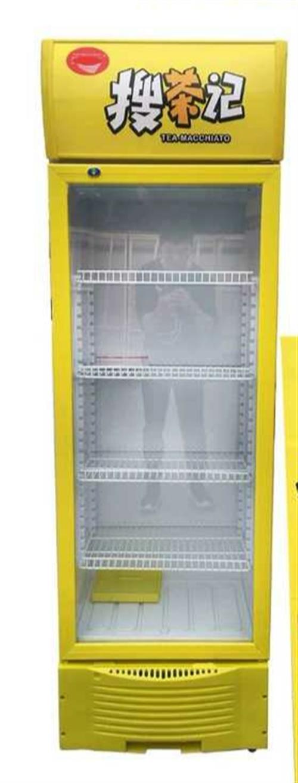 求购单门冷藏展示柜一台