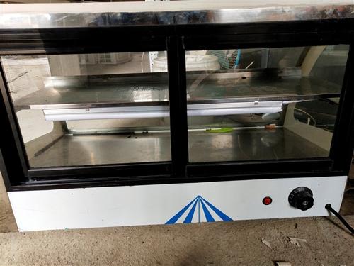 食品加热调温保温柜,9成新