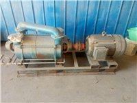 水环式真空泵和三相异步电动机