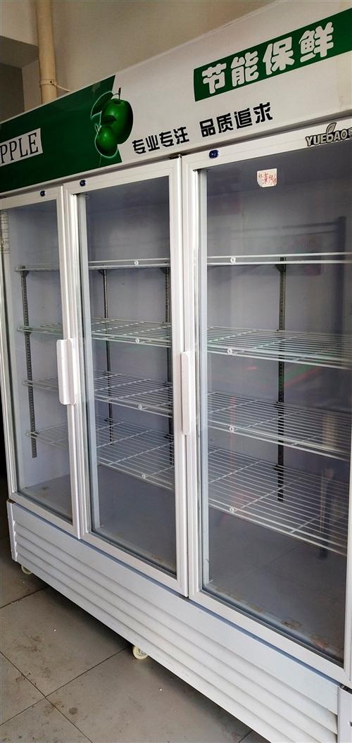 因本人有事,不能继续将蔬菜水果店经营下去,急需处理一个冷藏展示柜,8个蔬菜架,2个促销台,有需要的和...