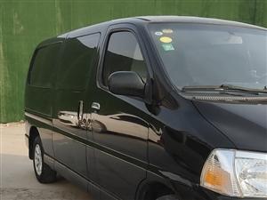 14年11月份的金杯阁润斯九座商务,审车到2020年,无事故。价格4.2万。