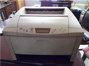 出售二手佳能A3激光打印机。