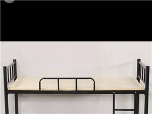 超低价转让九成新学生用双层铁床,适合学生,员工宿舍