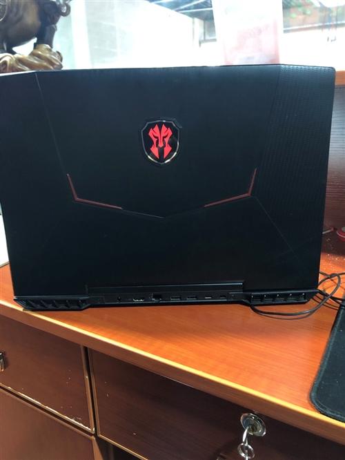 火影地狱火x6 进阶版接近全新 没用几次  现转让! 火影 地狱火 X6 进阶版  八代i7笔记本电...