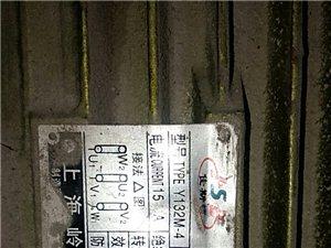 闲置空压机,三相,用了一年,由于装修房子没地方放,低价出售,18090342866