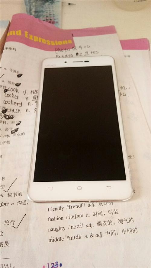 vivox5ma手机32G内存运行3G,有一点卡,我换了新手机,打算卖了,有人愿意要吗?我急缺钱,希...