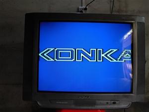 康佳古董级电视机转让