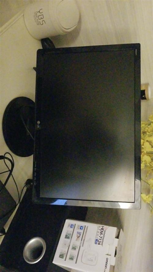 二手noc23寸显示器,13年出厂,无暗点,无花边。完美屏幕。
