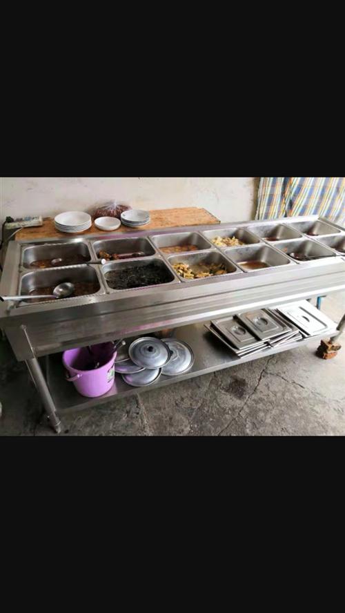 加热菜格机 低价售卖 八成新