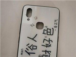 出售vivo NEX标配手机壳 用了一天 带钢化膜