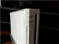 Wii体感游戏机,已破解,硬盘装满了游戏,大作都打完了闲置吃灰,便宜出了,有需要的同城打我电话186...