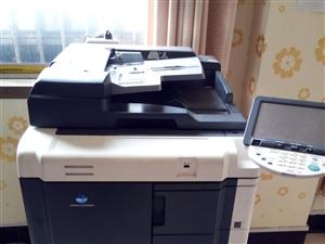 高速数码复印机,打印复印一体机,每分钟75张,大容量纸盒,自动识别纸型,多种功能,成交送碳粉一支,可...