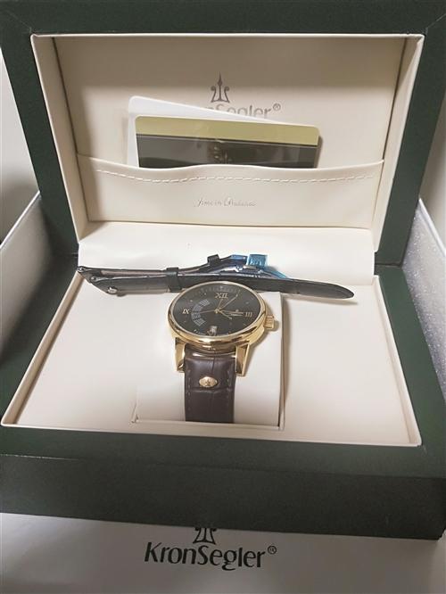 全新德國進口坤格迷幻炫舞機械男手表,一次未帶,因急需用錢,原價2099元現在1600元轉讓。