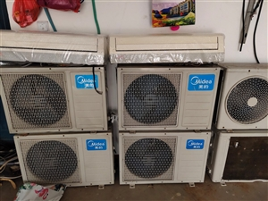 平邑做最精品最好的二手空调批发市场空调都是拆迁下来好空调绝对不是维修店里的维修空调