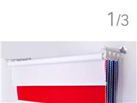 拍证件照背景布,到时买的是150多元,1米宽,1.5米高,有白色,红色,蓝色,九成新,才买了3月,一...