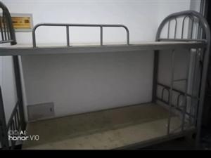 铁架高低床