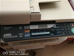松下打印机闲置不用,处理。买时候2700元