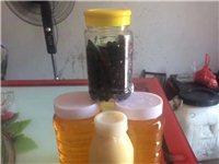 父母养蜜蜂的,自产自销的蜂产品,保证货真价实,假一赔十。一瓶蜂蜜俩斤。