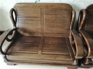 橡木沙发,六件套,有意者见货谈价