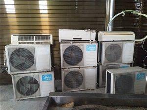 大量二手美的空调金沙国际网上娱乐,1.5P,包安装,质保一年,可以单台金沙国际网上娱乐。