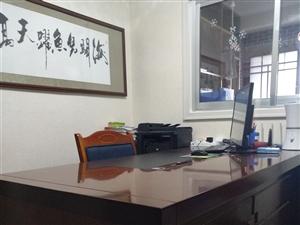 9.5成新办公桌。