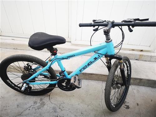 便宜处理一辆24寸变速山地自行车,适合小学生或者初中生骑行,自行车质量很好,有需要的欢迎联系