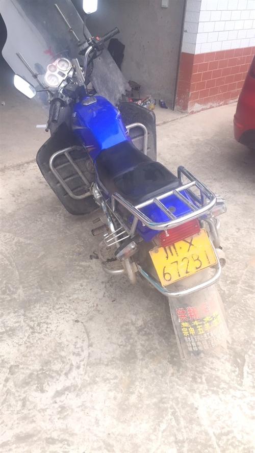 钱江摩托,喜王125摩托车,有意的打电话,带牌销售,