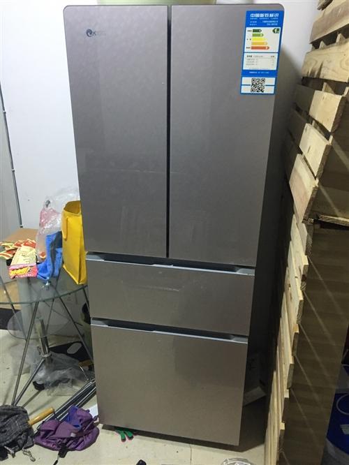 9.5成新双开门冰箱,1500元低价处理!