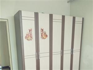 品牌衣柜,因搬家出售,8成新,实物比图好看