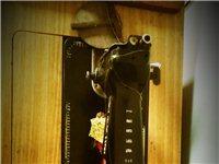 40年代用的缝纫机一台  东西还能用  零件也是好的