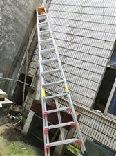12步加厚人字梯
