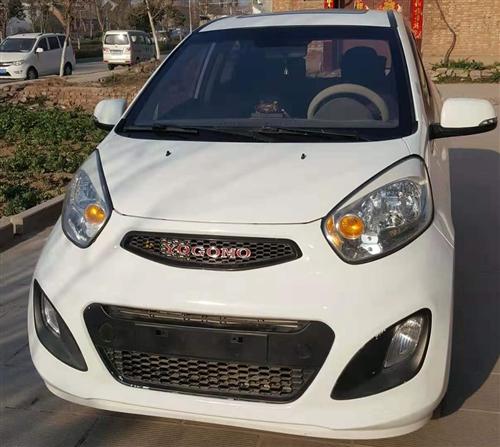 欲出售御捷E330新能源电轿车,配置齐全,车况良好,油电两用,价格面议,睢县县城欢迎随时看车