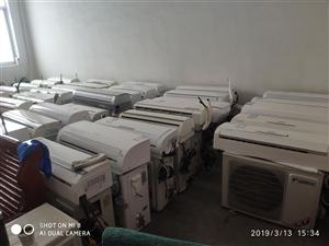 出售 二手空调  挂机  柜机   送货安装            速诚制冷  常年回收  出售二...