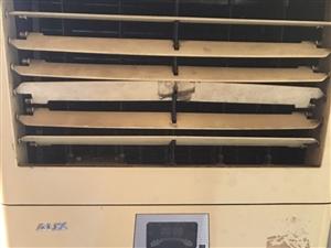 奥克斯柜式空调 闲置一台 制冷制热效果可以  地址 青正街四路口北埝大楼四楼! 白菜价!自取!